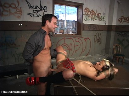 Photo number 6 from Respect For Education shot for  on Kink.com. Featuring Kurt Lockwood and Cindy Crawford in hardcore BDSM & Fetish porn.