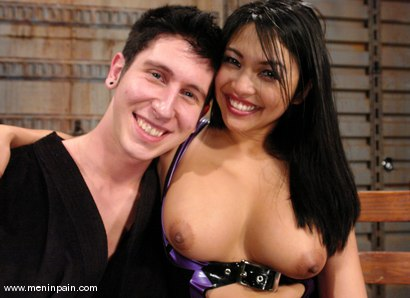 Photo number 15 from Mika Tan and Danny Wylde shot for Men In Pain on Kink.com. Featuring Mika Tan and Danny Wylde in hardcore BDSM & Fetish porn.
