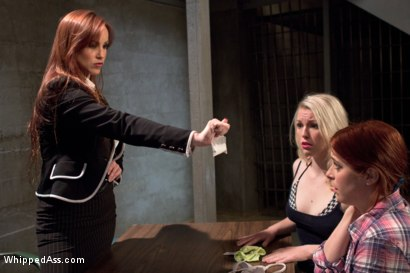 Photo number 4 from Drug Mules shot for Whipped Ass on Kink.com. Featuring Penny Pax, Bella Rossi and Ella Nova in hardcore BDSM & Fetish porn.