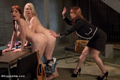 Photo number 10 from Drug Mules shot for Whipped Ass on Kink.com. Featuring Penny Pax, Bella Rossi and Ella Nova in hardcore BDSM & Fetish porn.