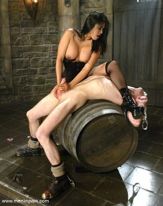 Photo number 13 from Mika Tan and Elliot Skellington shot for Men In Pain on Kink.com. Featuring Mika Tan and Elliot Skellington in hardcore BDSM & Fetish porn.