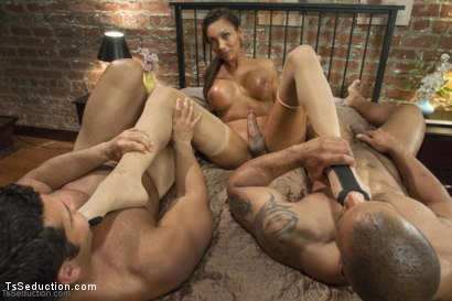 Photo number 6 from Part 2: Super Soldier Feature Update starring Yasmin Lee shot for TS Seduction on Kink.com. Featuring Yasmin Lee, Marcus Ruhl and Robert Axel in hardcore BDSM & Fetish porn.