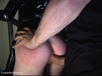 Photo number 5 from Simply Inescapable shot for Fucked and Bound on Kink.com. Featuring Arachnia Webb and Master Liam in hardcore BDSM & Fetish porn.