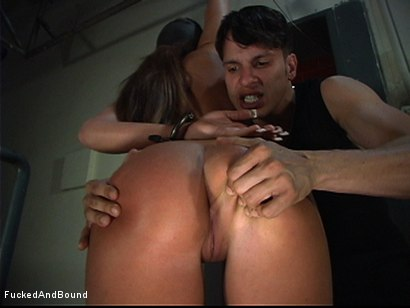 Photo number 1 from Her Daily Dose shot for Fucked and Bound on Kink.com. Featuring Richelle Ryan and Anthony Rosano in hardcore BDSM & Fetish porn.