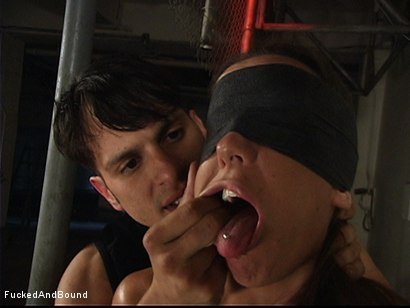 Photo number 9 from Her Daily Dose shot for Fucked and Bound on Kink.com. Featuring Richelle Ryan and Anthony Rosano in hardcore BDSM & Fetish porn.