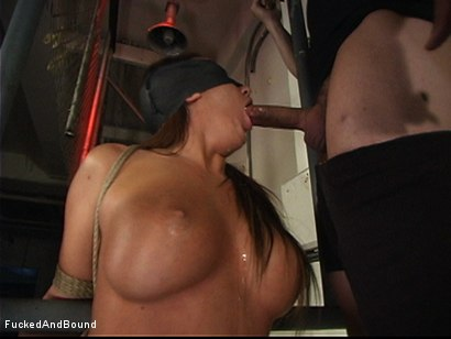 Photo number 8 from Her Daily Dose shot for Fucked and Bound on Kink.com. Featuring Richelle Ryan and Anthony Rosano in hardcore BDSM & Fetish porn.