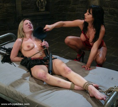 Photo number 14 from Harmony and Sandra Romain shot for Whipped Ass on Kink.com. Featuring Harmony and Sandra Romain in hardcore BDSM & Fetish porn.