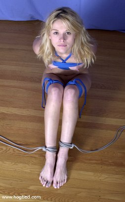 Photo number 5 from Violet shot for Hogtied on Kink.com. Featuring Violet in hardcore BDSM & Fetish porn.