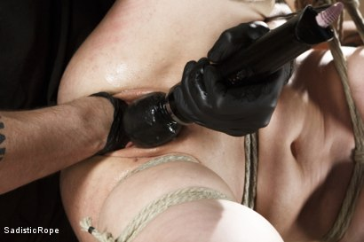 Photo number 7 from FISTING #7 shot for Sadistic Rope on Kink.com. Featuring Cherry Doll in hardcore BDSM & Fetish porn.