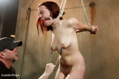 Photo number 1 from FISTING #7 shot for Sadistic Rope on Kink.com. Featuring Cherry Doll in hardcore BDSM & Fetish porn.