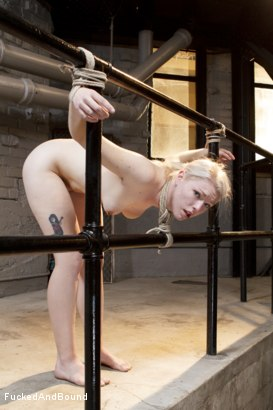 Photo number 13 from Young Slut takes 2 Massive Cocks shot for Fucked and Bound on Kink.com. Featuring Owen Gray, Mickey Mod and Ella Nova in hardcore BDSM & Fetish porn.