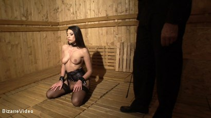 Photo number 4 from Bizarre Slave Training shot for Bizarre Video on Kink.com. Featuring  in hardcore BDSM & Fetish porn.