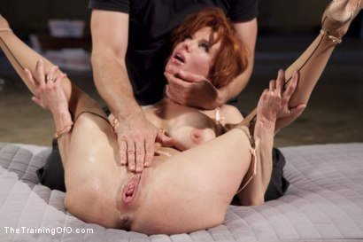 Photo number 13 from The Training of a Nympho Anal MILF, Day Three shot for The Training Of O on Kink.com. Featuring Veronica Avluv and Owen Gray in hardcore BDSM & Fetish porn.