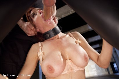 Photo number 7 from The Training of a Nympho Anal MILF, Day Three shot for The Training Of O on Kink.com. Featuring Veronica Avluv and Owen Gray in hardcore BDSM & Fetish porn.