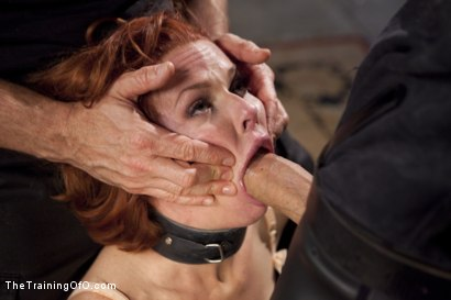 Photo number 8 from The Training of a Nympho Anal MILF, Day Three shot for The Training Of O on Kink.com. Featuring Veronica Avluv and Owen Gray in hardcore BDSM & Fetish porn.