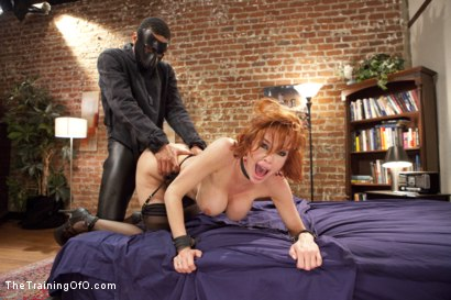 Photo number 12 from The Training of a Nympho Anal MILF, Final Day shot for The Training Of O on Kink.com. Featuring Veronica Avluv and Mickey Mod in hardcore BDSM & Fetish porn.