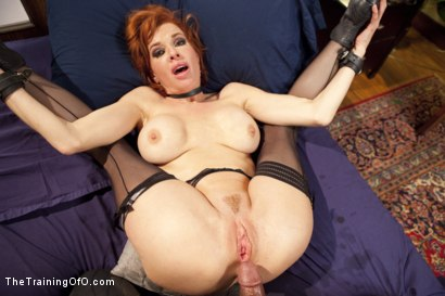 Photo number 14 from The Training of a Nympho Anal MILF, Final Day shot for The Training Of O on Kink.com. Featuring Veronica Avluv and Mickey Mod in hardcore BDSM & Fetish porn.