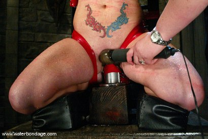 Photo number 14 from Angelene Black and Sir C shot for Water Bondage on Kink.com. Featuring Angelene Black and Sir C in hardcore BDSM & Fetish porn.