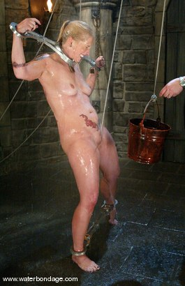 Photo number 9 from Angelene Black and Sir C shot for Water Bondage on Kink.com. Featuring Angelene Black and Sir C in hardcore BDSM & Fetish porn.