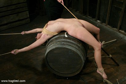 Photo number 2 from Lola and Sir C shot for Hogtied on Kink.com. Featuring Sir C and Lola in hardcore BDSM & Fetish porn.