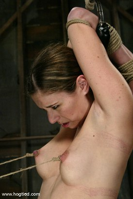 Photo number 11 from Lola and Sir C shot for Hogtied on Kink.com. Featuring Sir C and Lola in hardcore BDSM & Fetish porn.
