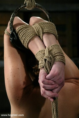 Photo number 10 from Lola and Sir C shot for Hogtied on Kink.com. Featuring Sir C and Lola in hardcore BDSM & Fetish porn.