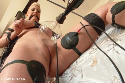 Photo number 11 from Stepsisters: Part Two shot for Electro Sluts on Kink.com. Featuring Cherry Torn, Ella Nova  and Lorelei Lee in hardcore BDSM & Fetish porn.