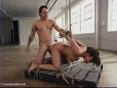 Photo number 13 from The Happy Hooker shot for Fucked and Bound on Kink.com. Featuring Ava Devine and Kurt Lockwood in hardcore BDSM & Fetish porn.