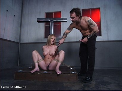 Photo number 10 from The Cock Sucker shot for  on Kink.com. Featuring Denice K and Kurt Lockwood in hardcore BDSM & Fetish porn.