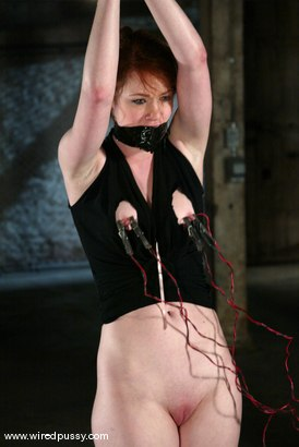 Photo number 4 from Justine Joli shot for Wired Pussy on Kink.com. Featuring Justine Joli in hardcore BDSM & Fetish porn.