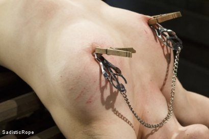 Photo number 10 from Graceful Submission shot for Sadistic Rope on Kink.com. Featuring Iona Grace in hardcore BDSM & Fetish porn.
