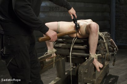 Photo number 15 from Graceful Submission shot for Sadistic Rope on Kink.com. Featuring Iona Grace in hardcore BDSM & Fetish porn.