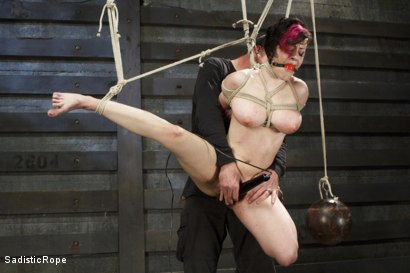 Photo number 1 from Graceful Submission shot for Sadistic Rope on Kink.com. Featuring Iona Grace in hardcore BDSM & Fetish porn.