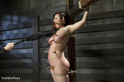 Photo number 4 from Graceful Submission shot for Sadistic Rope on Kink.com. Featuring Iona Grace in hardcore BDSM & Fetish porn.