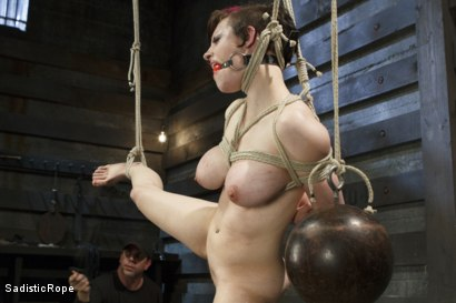Photo number 7 from Graceful Submission shot for Sadistic Rope on Kink.com. Featuring Iona Grace in hardcore BDSM & Fetish porn.