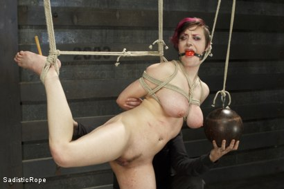 Photo number 11 from Graceful Submission shot for Sadistic Rope on Kink.com. Featuring Iona Grace in hardcore BDSM & Fetish porn.