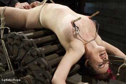 Photo number 13 from Graceful Submission shot for Sadistic Rope on Kink.com. Featuring Iona Grace in hardcore BDSM & Fetish porn.
