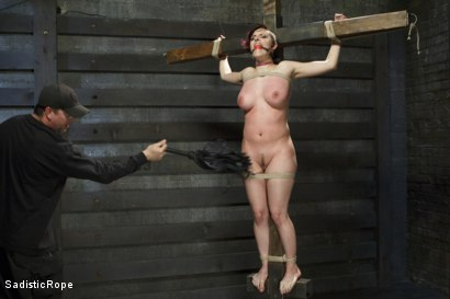 Photo number 2 from Graceful Submission shot for Sadistic Rope on Kink.com. Featuring Iona Grace in hardcore BDSM & Fetish porn.