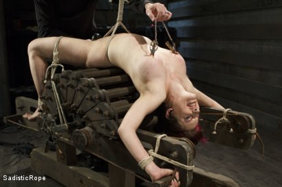 Photo number 6 from Graceful Submission shot for Sadistic Rope on Kink.com. Featuring Iona Grace in hardcore BDSM & Fetish porn.