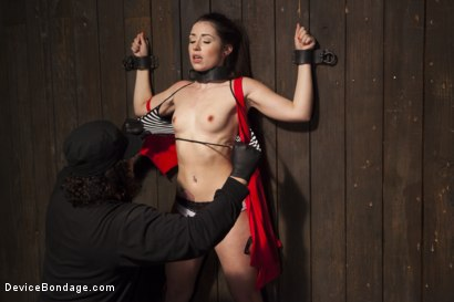 Photo number 3 from Shackled Submissive shot for Device Bondage on Kink.com. Featuring Orlando and Lola Foxx in hardcore BDSM & Fetish porn.