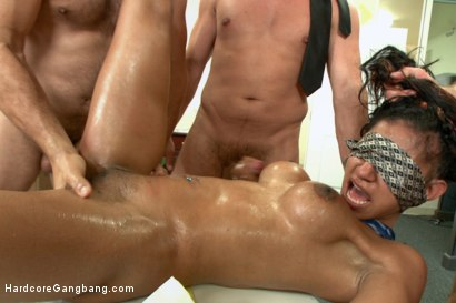 Photo number 12 from Step-father offers her up to 5 guys in order to seal a business deal. shot for Hardcore Gangbang on Kink.com. Featuring Toni Ribas, John Strong, Sadie Santana, Ramon Nomar, Astral Dust and Bill Bailey in hardcore BDSM & Fetish porn.
