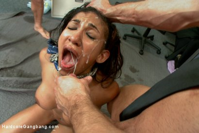 Photo number 9 from Step-father offers her up to 5 guys in order to seal a business deal. shot for Hardcore Gangbang on Kink.com. Featuring Toni Ribas, John Strong, Sadie Santana, Ramon Nomar, Astral Dust and Bill Bailey in hardcore BDSM & Fetish porn.