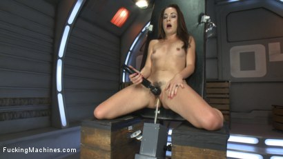 Photo number 10 from Marley Blaze is A Fiery Babe with a Squirting Pussy shot for Fucking Machines on Kink.com. Featuring Marley Blaze in hardcore BDSM & Fetish porn.