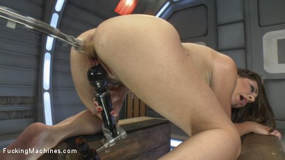 Photo number 14 from Marley Blaze is A Fiery Babe with a Squirting Pussy shot for Fucking Machines on Kink.com. Featuring Marley Blaze in hardcore BDSM & Fetish porn.