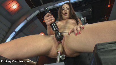 Photo number 8 from Marley Blaze is A Fiery Babe with a Squirting Pussy shot for Fucking Machines on Kink.com. Featuring Marley Blaze in hardcore BDSM & Fetish porn.