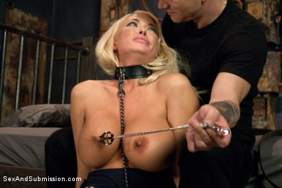 Photo number 5 from The Bombshell Bondage Slut shot for Sex And Submission on Kink.com. Featuring Mr. Pete and Summer Brielle in hardcore BDSM & Fetish porn.