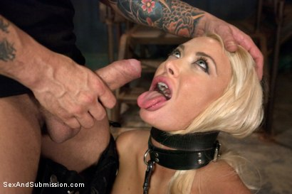 Photo number 3 from The Bombshell Bondage Slut shot for Sex And Submission on Kink.com. Featuring Mr. Pete and Summer Brielle in hardcore BDSM & Fetish porn.
