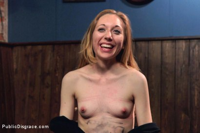 Photo number 15 from Tiny thing suspended and fucked by the unstoppable Ariel X shot for Public Disgrace on Kink.com. Featuring John Strong and Emma Haize in hardcore BDSM & Fetish porn.