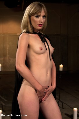 Photo number 12 from The Secret Femdom Society of Prostate Milking. shot for Divine Bitches on Kink.com. Featuring Cherry Torn, Maitresse Madeline Marlowe , Mona Wales, Daisy Ducati, Patrick Knight, Ella Nova  and Wenona in hardcore BDSM & Fetish porn.