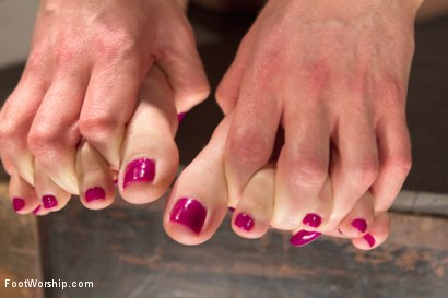 Photo number 13 from Cowgirl Boots, Knee Socks and Sweaty Toes shot for Foot Worship on Kink.com. Featuring Lily LaBeau and Owen Gray in hardcore BDSM & Fetish porn.